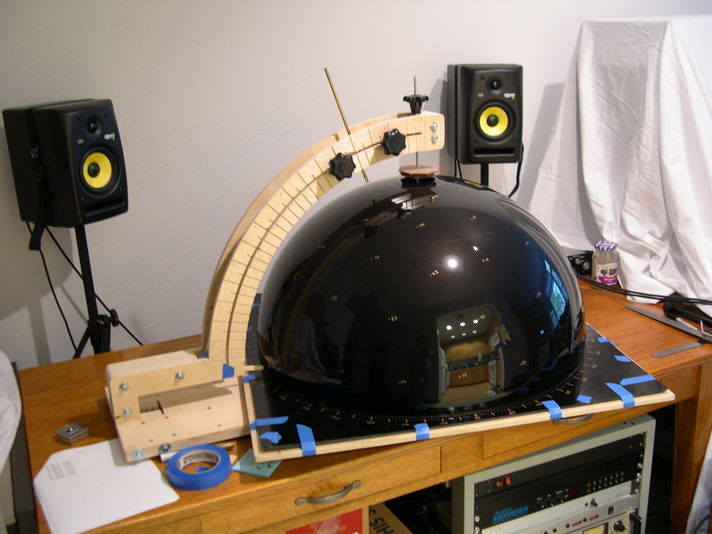Electrongate Ptm Dome Project