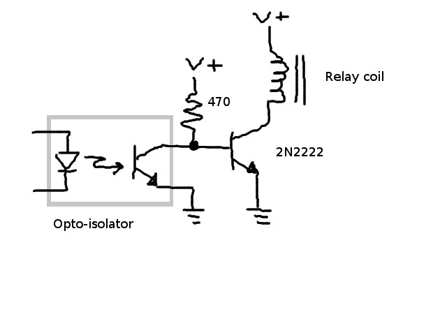 help for finding a optoisolator